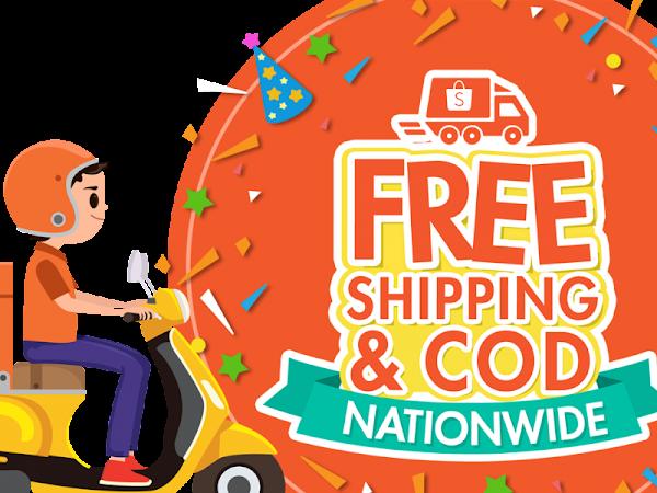 Shopee Free Shipping Rebate Limit