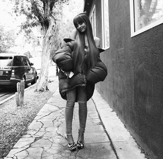 My Style Crush | Ariana Grande