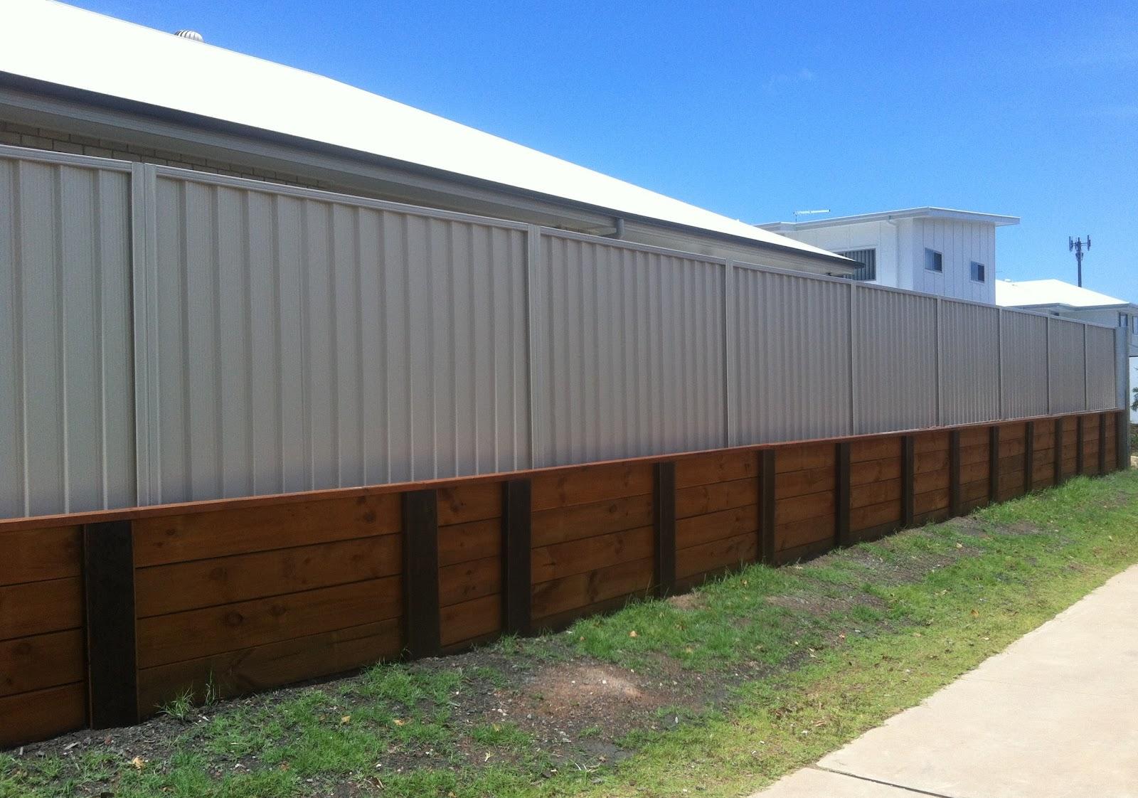 Collinson Fencing Colorbond Fencing Brisbane