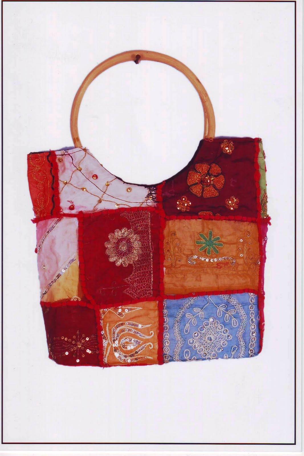 Paramhandicrafts Patchwork bags