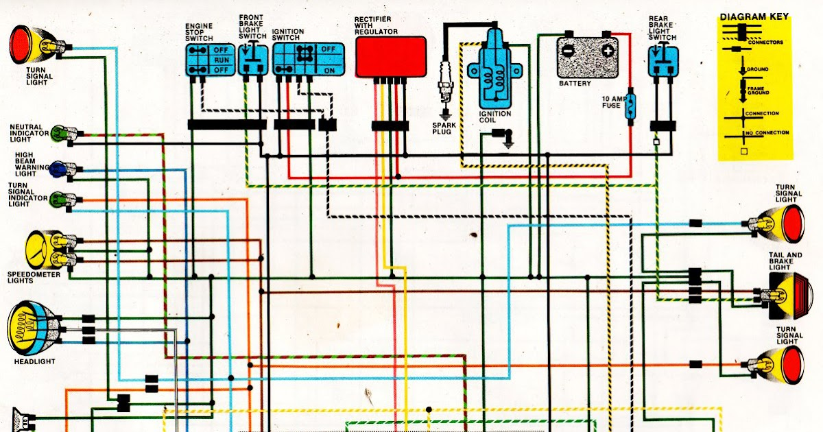 Xl500r Wiring Diagram - Wiring Diagram Go on