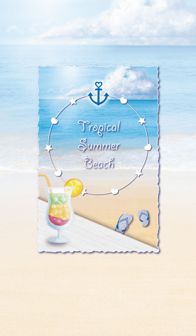 Tropical Summer Beach*