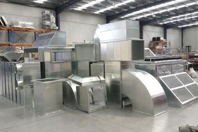 Nhà sản xuất ống gió uy tín và chất lượng