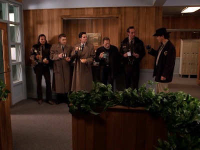 De Volta a Twin Peaks - Segunda Temporada, Episódio 7