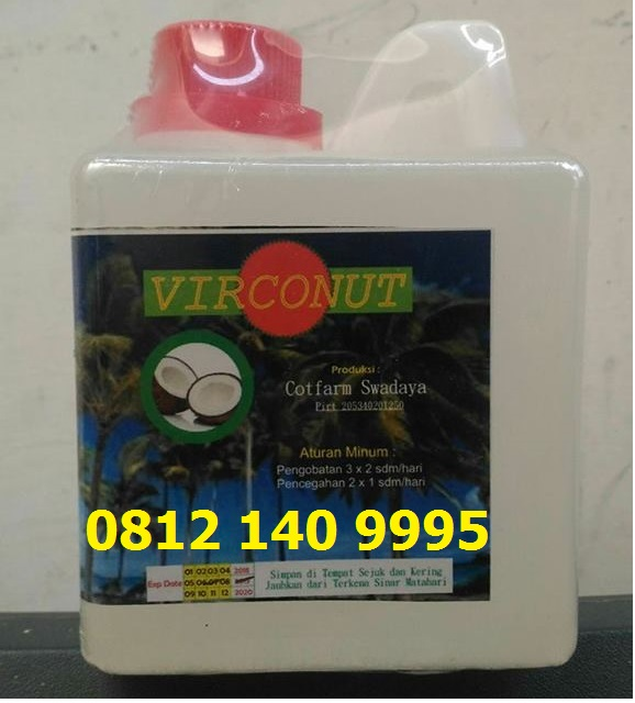 Harga VCO (Virgin Coconut Oil) 2019
