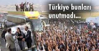 AKP-RTE İktidarı Barzani'nin Referandum Yollarına Taş Döşedi