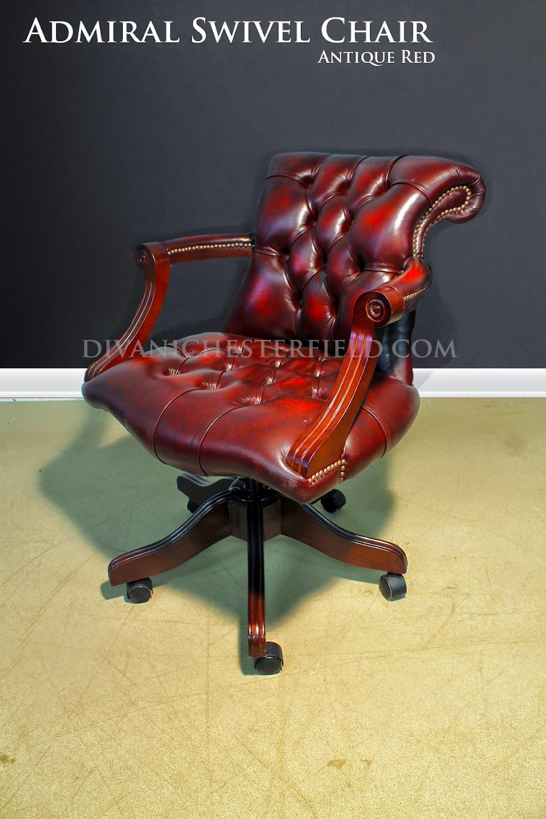 sedie x ufficio admiral chesterfield