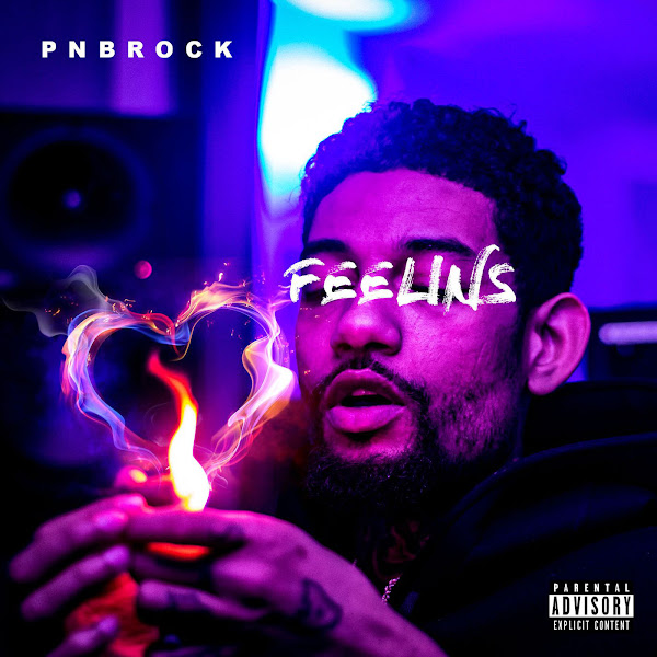 PnB Rock - Feelins - Single Cover