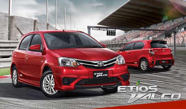 Spesifikasi Harga Kredit & Cicilan Toyota Etios Valco Surabaya