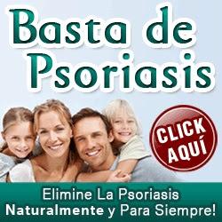 Psoriasis, Tratamiento 100% Natural