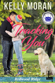 contemporary romance, romance novel covers, Royal Pick, Tracking You by Kelly Moran