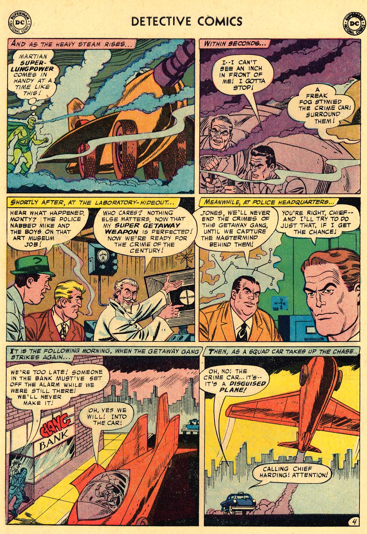 Detective Comics (1937) 259 Page 29