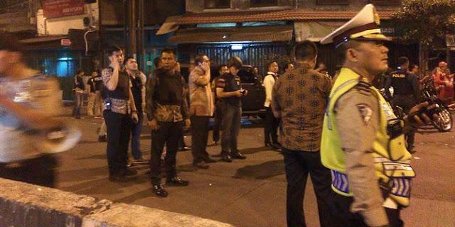 Wakapolri: Bripda Taufan Meninggal Terkena Bom Bunuh Diri