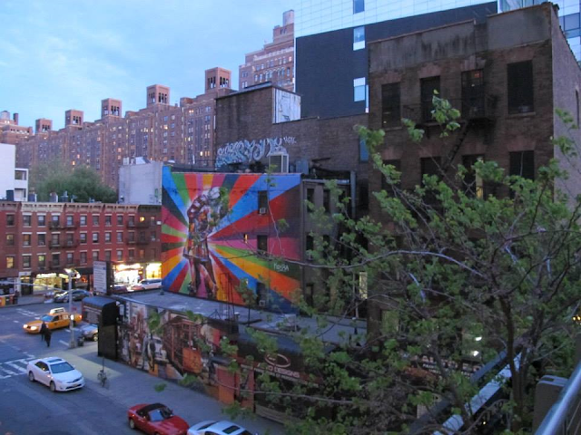High Line, by Gabriela Milan