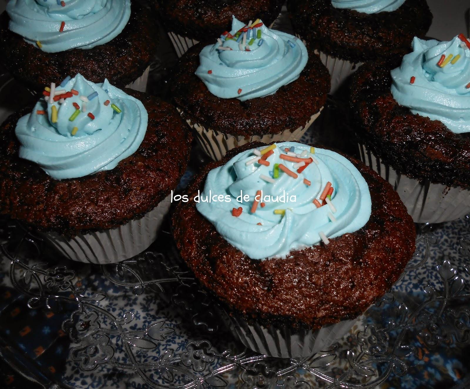 cupcakes-de-chocolate