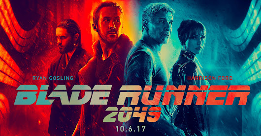 Blade Runner -1982, 1989 and 2049