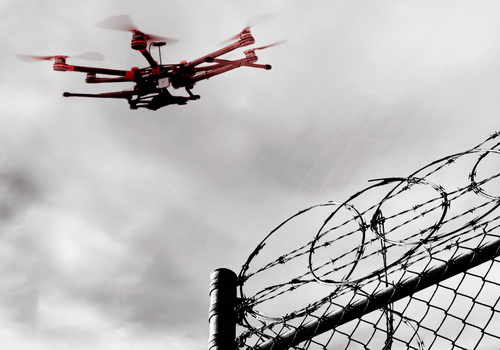 Tinuku South Korea prepares drones to monitor prisons