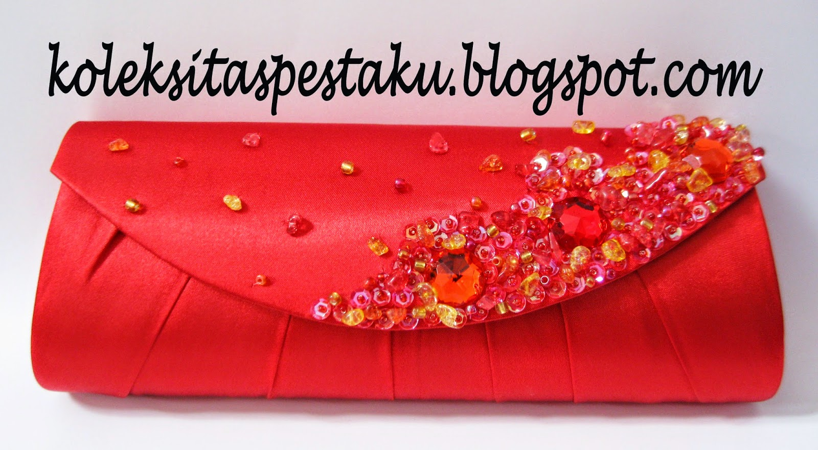 Tas Pesta - Clutch Bag  taspestaku  Jual Tas Pesta Cantik Warna ... 21fa2096fc
