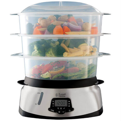 Best electric food steamer review amazon