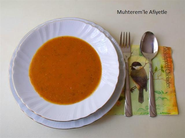 iftar için çorba önerisi