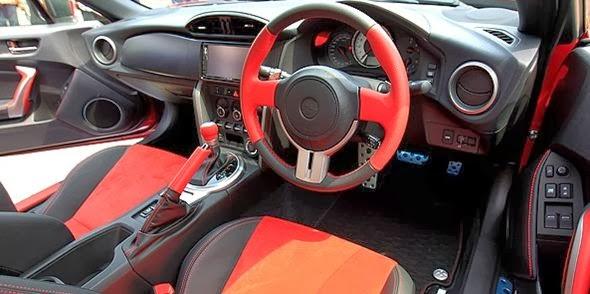 interior toyota86