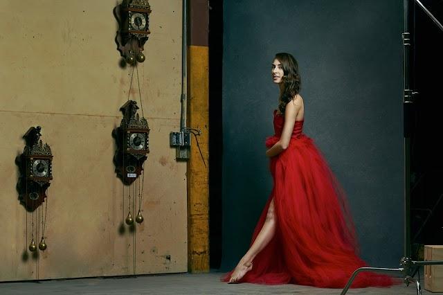 "Alamo City Studios: Formo Magazine's ""Miss May I"""