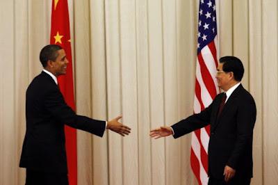 BUKA MATA: KONSPIRASI CHINA DAN AMERIKA TERHADAP INDONESIA