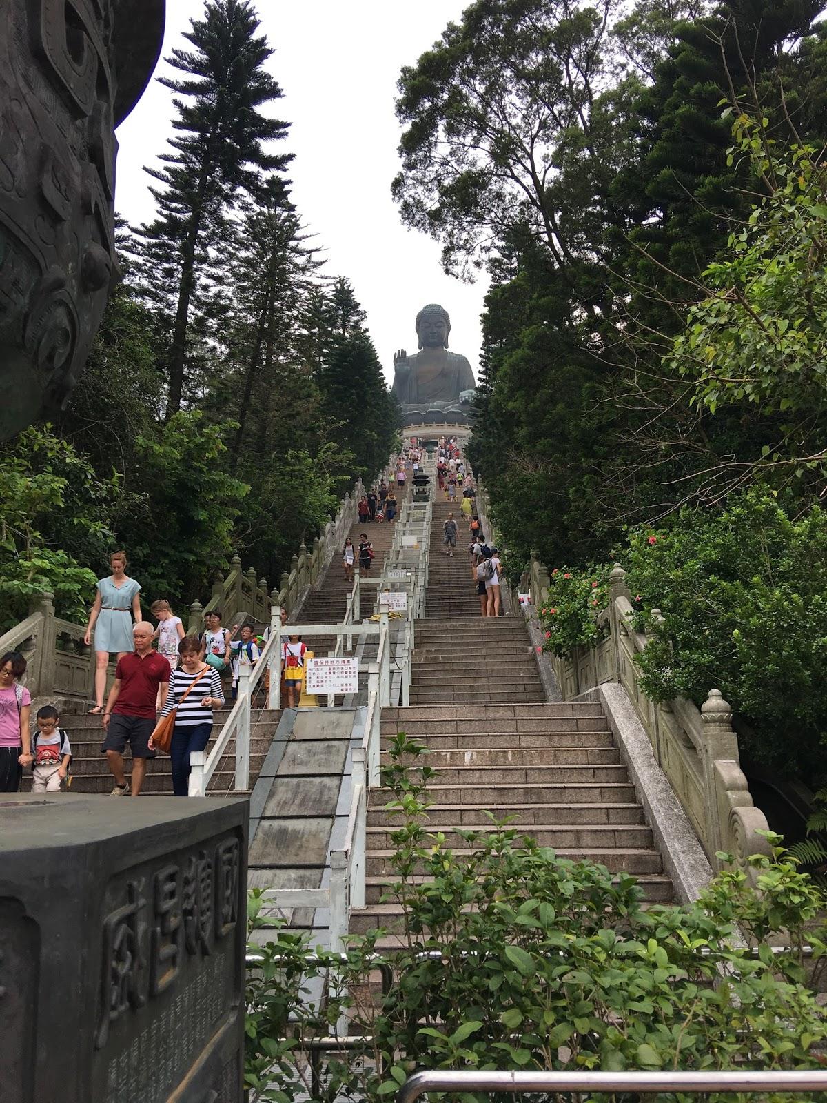 Big Buddha, Lantau Island, Hong Kong - Aspiring Londoner