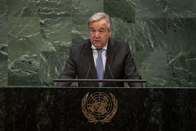 Antonio Guterres: Siete millones de personas en Venezuela necesitan ayuda humanitaria
