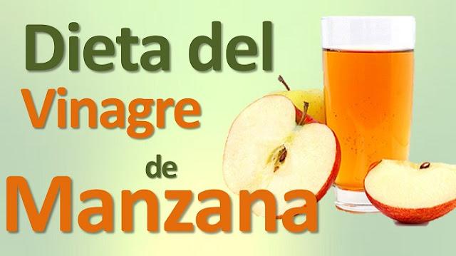 Vinagre de manzana para adelgazar resultados de la