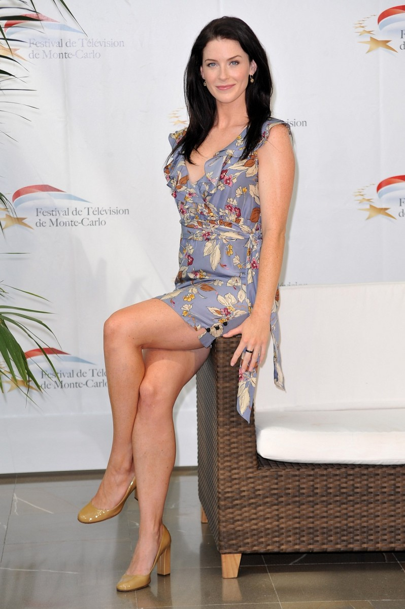Bridget Regan Sexy Legs