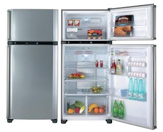 Cara Kerja dan Bagian-Bagian dalam Kulkas