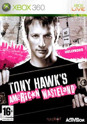 Tony Hawk's: American Wasteland (LT 2.0/3.0 RF) Xbox 360 Torrent