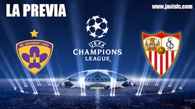 Previa NK Maribor - Sevilla FC