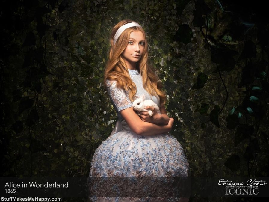 2. Alice in Wonderland