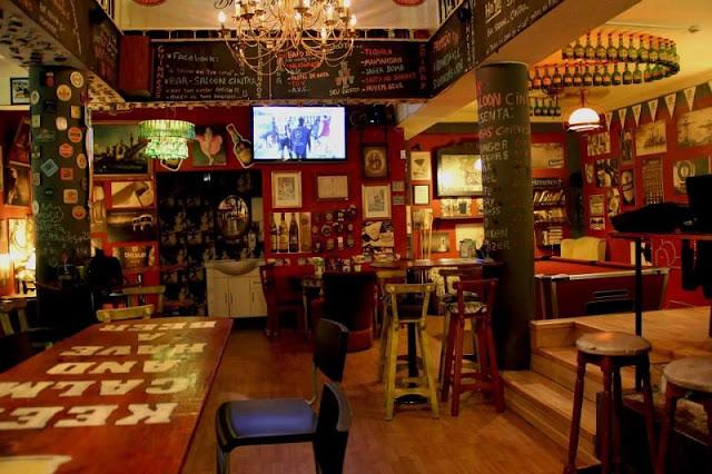 Bar Saloon Cintra em Sintra