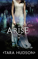 Book cover of Arise by Tara Hudson published by Harper Teen