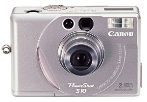 Canon PowerShot S10 Series Driver Download Windows