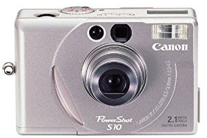 Canon PowerShot S10 Series Driver Download