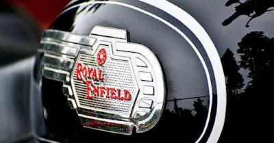 Royal Enfield Bullet 500 Fuel Tank