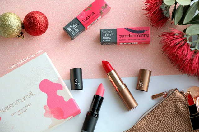 karen murrell true love lipstick review