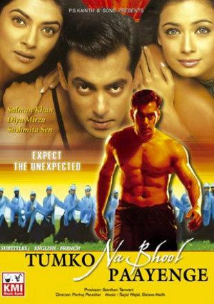 Tumko Na Bhool Paayenge 2002 Hindi 300mb Dvdscr Movie Download 700MB