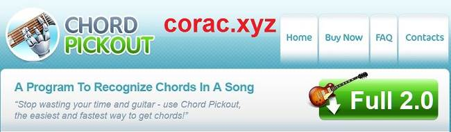 Chord Pickout full crack