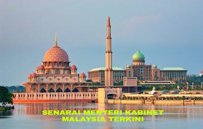 Senarai Menteri Kabinet Malaysia 2018 Terkini (Pakatan Harapan)
