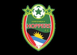 Greenbay Hoppers FC Logo Vector