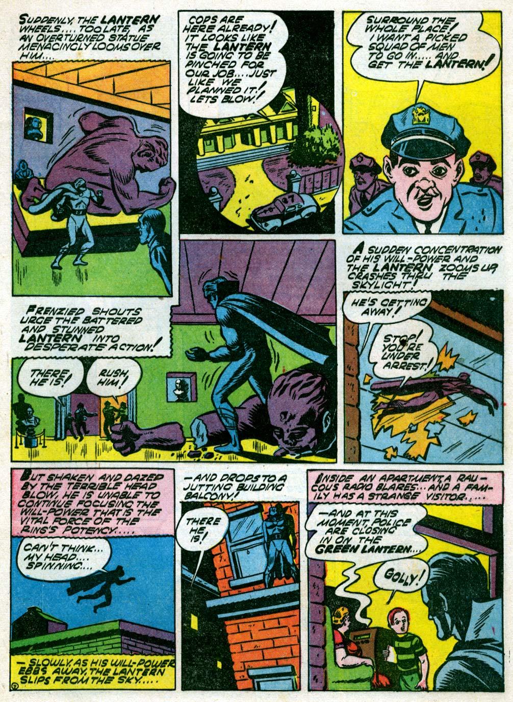 Read online All-American Comics (1939) comic -  Issue #44 - 9