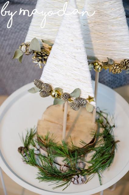 Sperrholz Wolle Draht