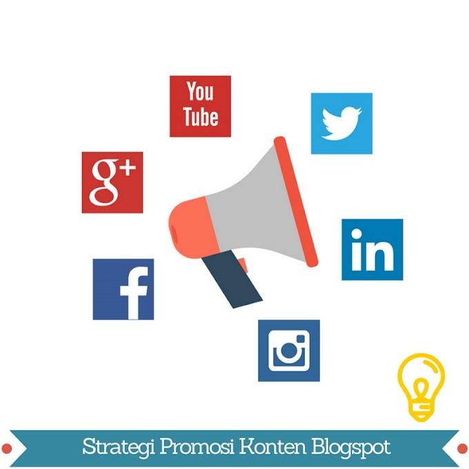 3 Cara Jitu Mempromosikan Konten Blog