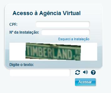 Agência virtual AES Eletropaulo