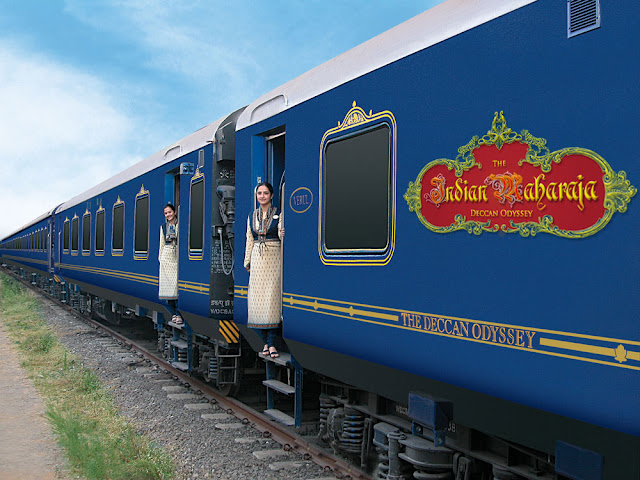 Indian Maharaja Luxury Train